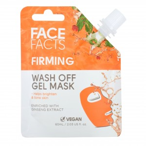 Face Facts Firming Wash Off Gel Mask - 60ml