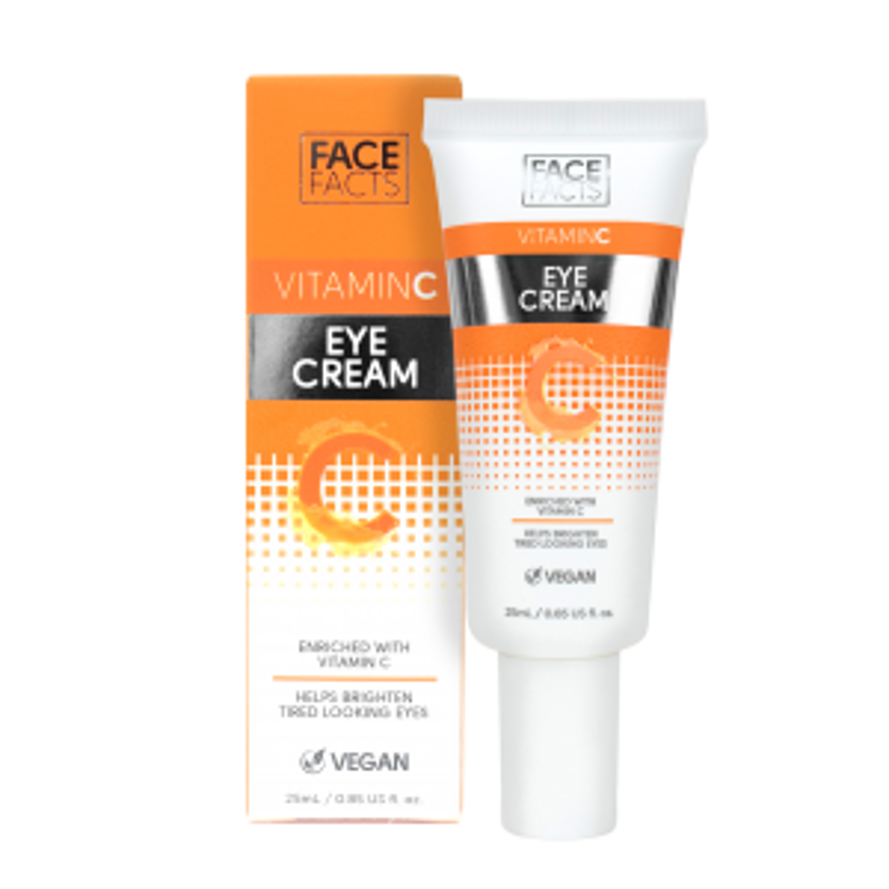 Face Facts Vitamin C Eye Cream - 25ml
