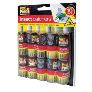Pack of 10 Insect Catchers