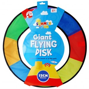 Giant Flying Disk - 52cm Diameter