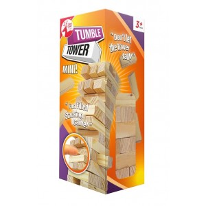 Mini Tumble Tower by Red Deer Toys