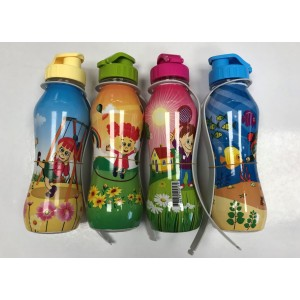 Trend Matara Water Bottle - Assorted Colours & Designs - 500ml