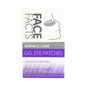Face Facts Gel Eye Patches - Wrinkle Care - Pack of 4