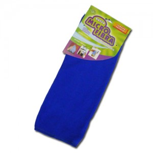 Microfibre Cleaning Cloth - Approx 40Cm X 40Cm - Colours May Vary