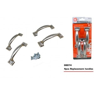 JAK Replacement Handles with Screws - Pack of 4