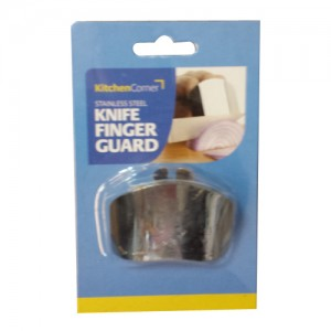 Stainless Steel Knife Finger Guard Protector