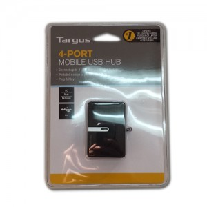 Targus 4 Port  Mobile Usb Hub