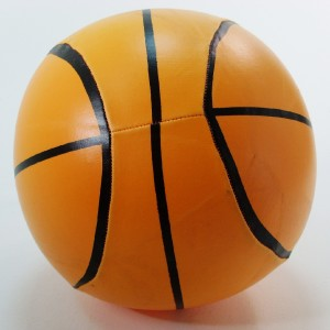 Inflatable Basketball - Slightly Dirty