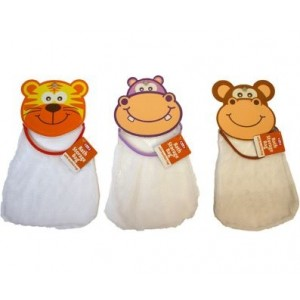 Baby Bath Storage Bag with Suction Cup - Shapes May Vary