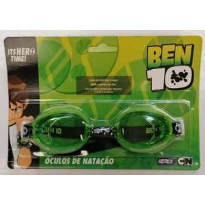 Ben 10 Swimming Goggles - Green