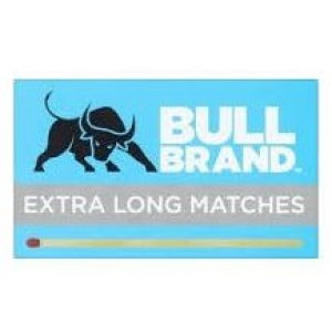 Bull Brand Extra Long Matches - Pack Of 50