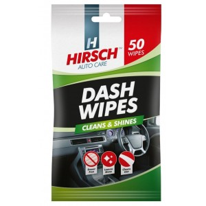 Auto Car Dash Wipes - Pack of 50
