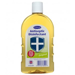 Dr Johnson's Antiseptic Disinfectant - Original - 500ml - Exp: 06/23