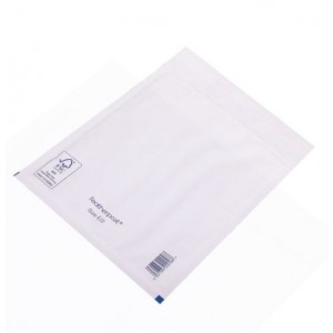 Featherpost White Bubble Padded Envelope - Size E/2 -  240Mm X 275Mm