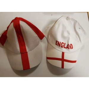 England Adjustable Hat - Colours And Designs May Vary