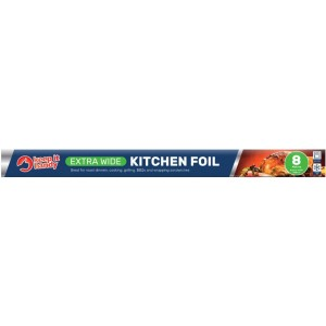 Keep It Handy Extra Wide Kitchen Foil - 8meters x 440mm