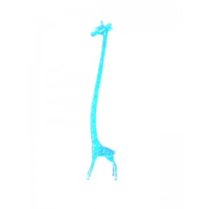 Giraffe Cocktail Stirrer - Colours May Vary
