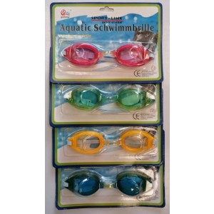 Sport Line Aquatic Advanced Swimming Goggles - Colours May Vary