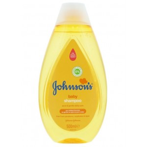 Johnson's Pure & Gentle Daily Care Baby Shampoo - 500Ml