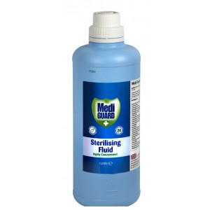 Medi Guard Highly Concentrated Sterilising Fluid - 1 Litre