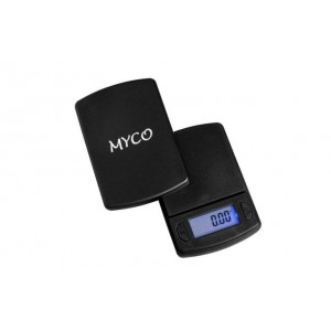 On Balance Myco MM-100-Bk Scale - 100Gm - 0.01Gm