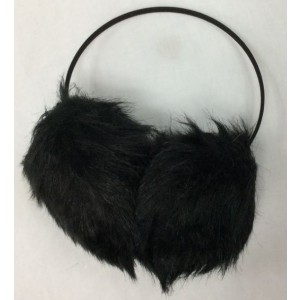 Fluffy Ear Muffs - Colours May Vary