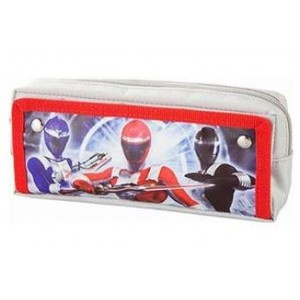 TROUSSE POWER RANGERS PENCIL CASE