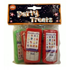 Party Treats - Toy Mobile Viewer - Pack Of 6