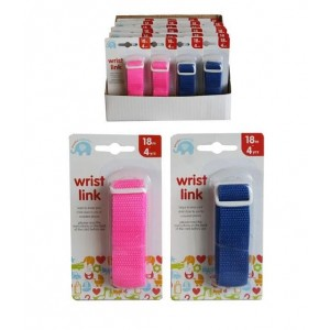 Beautiful Beginnings Child's Safety Wrist Link - Assorted Colours