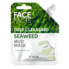 Face Facts Deep Cleansing Mud Mask - Seaweed - 60ml