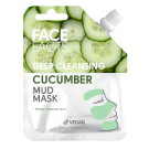 Face Facts Deep Cleansing Mud Mask - Cucumber - 60ml
