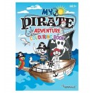 My Pirate Adventure - A Colouring Activity Book - 22 Pages of Fun