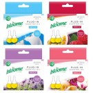 Bloome Scented Oil Aroma Plug-in Fresh Refills - Pack Of 2 x 20ml - Assorted Fragrances
