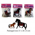 A to Z Hannah The Horse Playset - 28 x 20cm - Assorted Colours