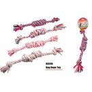 Rope Dog Toy - Colours May Vary