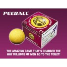 Peeball - The Ultimate Game For Men - Super Power Edition