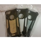 Iphone 6G/7G Modern Mobile Cover - Black/Gold, Black/White And Black/Grey - Colours And Designs May Vary