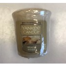 Yankee Candle - Samplers Votive Scented Candle - Beachwood - 50g