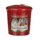 Yankee Candle - Samplers Votive Scented Candle - Christmas Magic - 50g