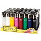 Clipper Large Super Lighters - Original Shape - Assorted Colours