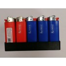 Crocs Premium Disposable Pocket Lighter with Pre-Adjusted Flame - Pack of 50