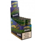 Cyclones Hemp Cones - Blue - 2 Per Tube - Pack of 24