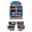 Diecast City Vehicles - Colours And Designs Vary