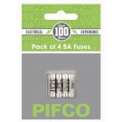 PIFCO FUSE 5A - PACK OF 4