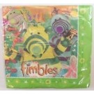 Fimbles Luncheon Napkins 2 Ply - Pack of 20