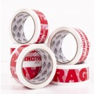 Fragile Strong Parcel Packing Tape - 48mm X 66 metres