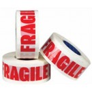 Fragile Strong Parcel Packing Tape - 48Mm X 91 Metres