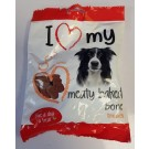 Give A Dog A Treat - I Love My Meaty-Baked Bone Treats - Exp 04/17