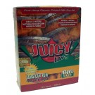Juicy Jays Jamaican Rum Flavoured Cigarette Rolling Paper Big Size - Pack Of 24 - 32 Leaves Per Pack