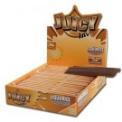 Juicy Jays Liquorice Flavoured Cigarette Paper King Size Slim  - Pack Of 24 - 32 Leaves Per Pack